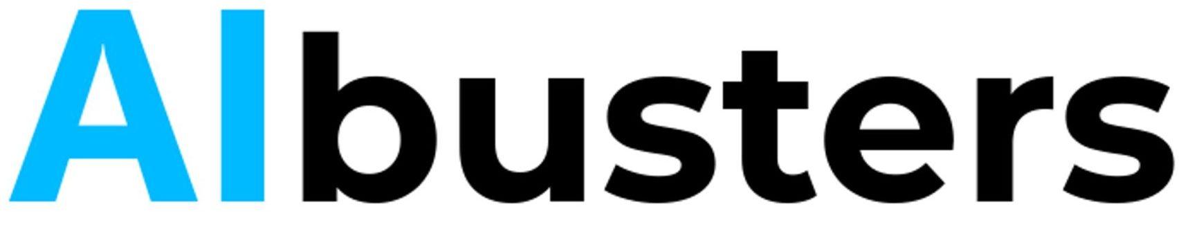 AI BUSTERS - Logo