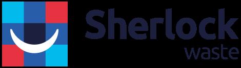 Sherlock Waste - Logo