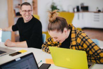 Jak utrzymać team spirit podczas home office?